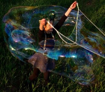 Bubble Parade | ο Κήπος των Ευχών 03