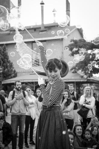 la petite marguerite, athens circus festival