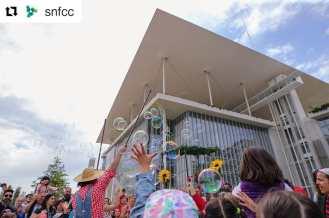 Κέντρο Πολιτισμού Ίδρυμα Σταύρος Νιάρχος | Bubble Parade | Ο Κήπος των Ευχών