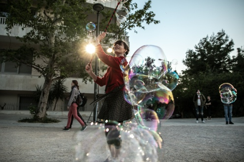 Bubbles CNN 05 📷:Lefteris Partsalis