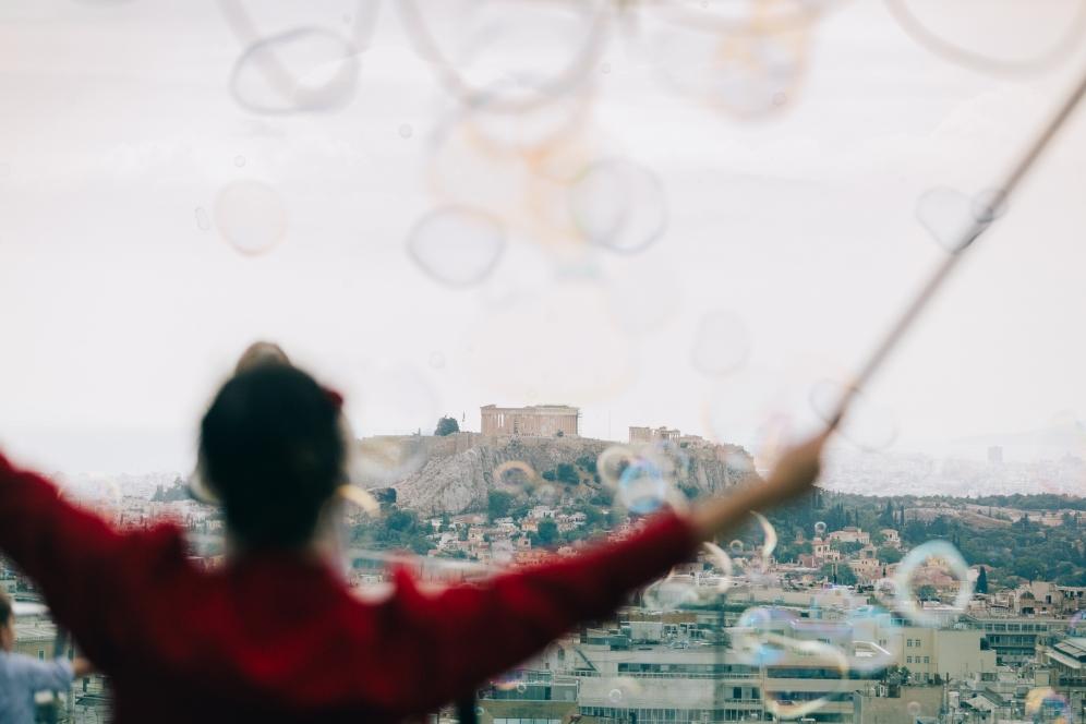 Athens Bubble Show 0 📷 #apostolousot