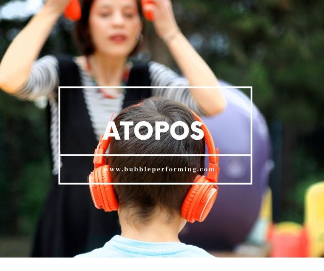 Atopos Bubble Installation 01