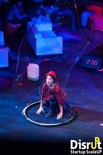 Bubble Performance Μέγαρο Μουσικής