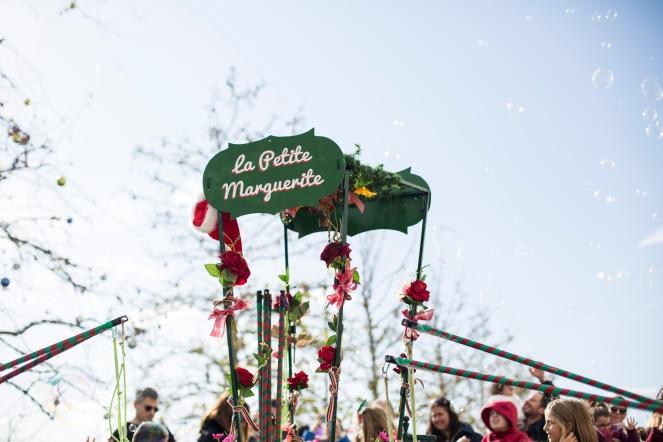 Bubble Parade | La Petite Marguerite 01