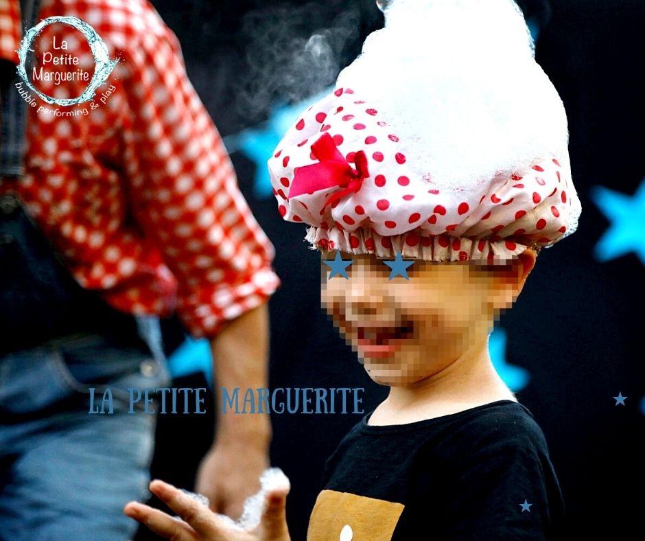 bubble show | party με σαπουνόφουσκες 02